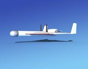 Harpy 1 UAV 3D