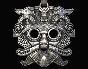 3D print model Loki mask