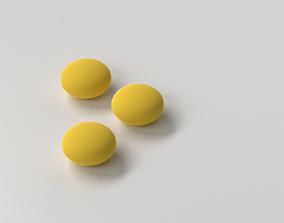 Medicine Pill 6 3D