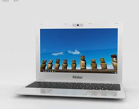 Haier Chromebook 11 White 3D model