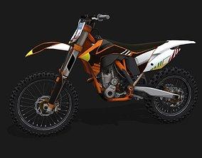 KTM 450 SX-F 3D asset