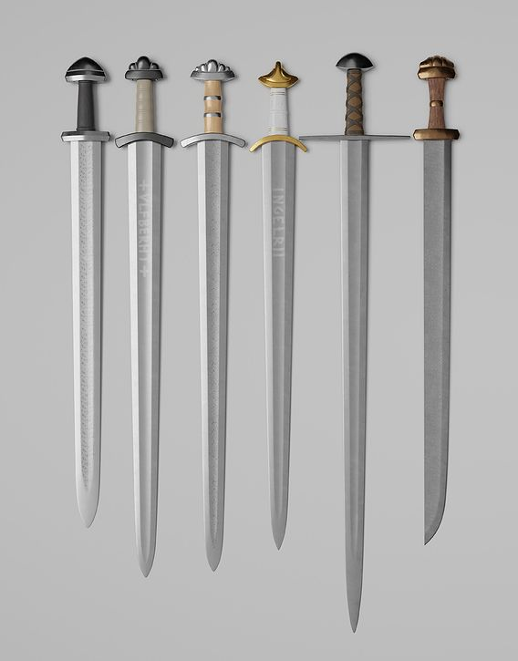 Viking Age Swords
