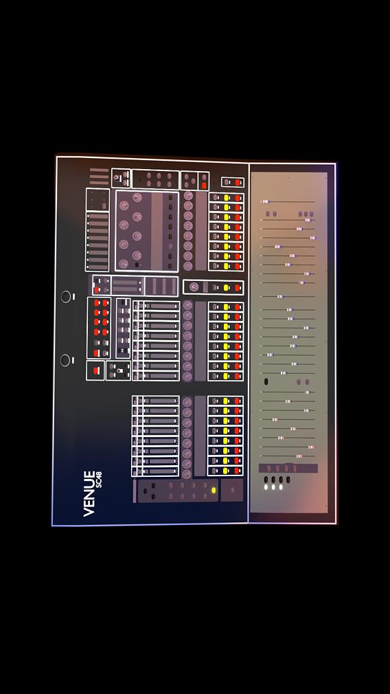 Avid Sc48 (Audio Mixer)