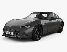 3D model Mazda MX-5 RF 2016