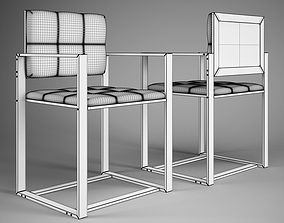 chair. Office chair 3D model