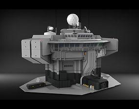 avatar complex 3D model