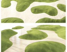3D asset Relax grass openspace