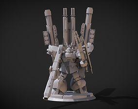 3D print model Custom Rick Dom