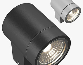 3D model 35060x Paro Lightstar Wall street lamp