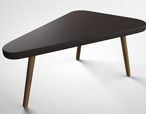 3D Triangular Table