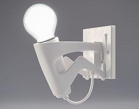 3D model Suicide Bulb