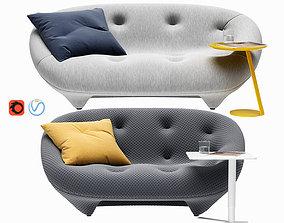 Sofa Ploum loveseat 3D