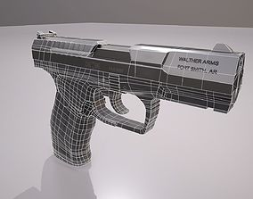 Walther P99 Pistol 3D model