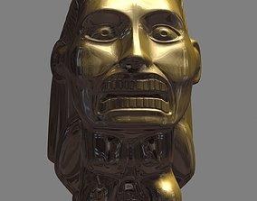 3D Indiana Jones Golden Idol
