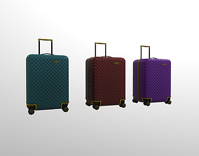 3D model realtime Suitcase