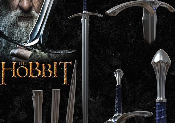 Glamdring Sword - The Hobbit