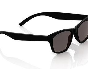 Eyeglasses for Men and Women female 3D print model