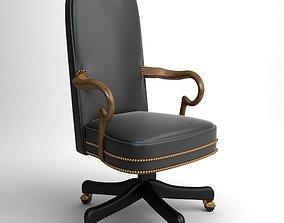 3D model Office Armchair