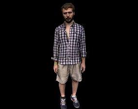3D printable model man Printle homme 083