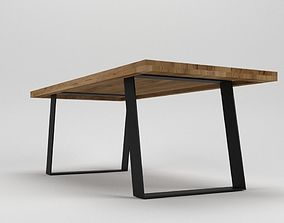 3D model Viking table