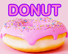 3D Donut 1000