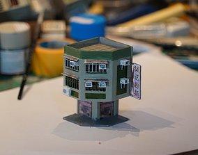 Hong Kong Tanglou D N size 3D print model
