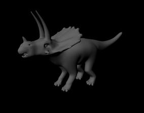 Triceratops 3D model