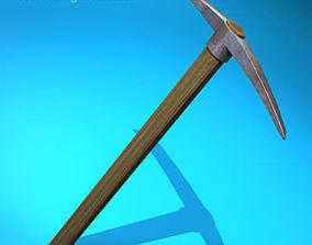 Pickaxe 3D model