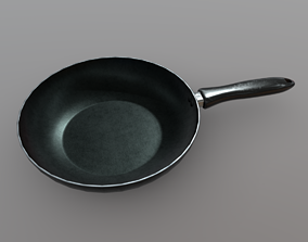 3D model Pan 1