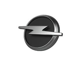 3D Opel Emblem