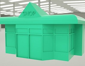 shop Mini Shop for 3D Print