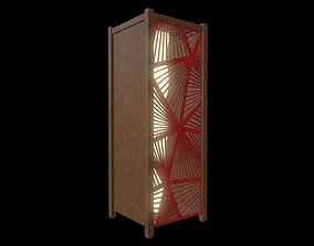 3D Architectural Lighting Box 015