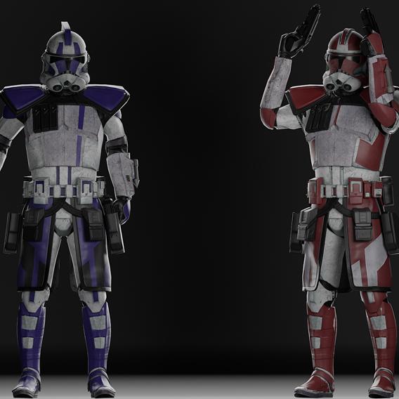 Clones of the Republic