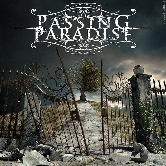 Passing Paradise cover