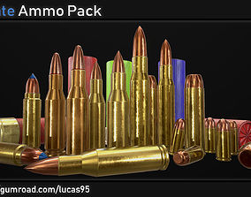 3D model Ultimate Ammo Pack