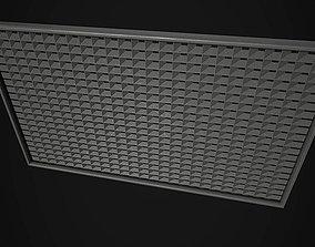3D asset Ventilation Model -Textures