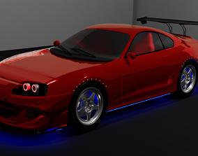3D Toyota Supra - Optional Underglow LEDs