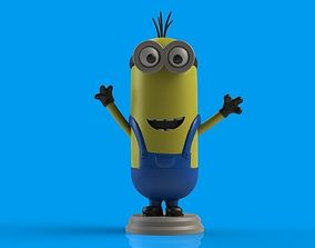 3D printable model Minion Kevin