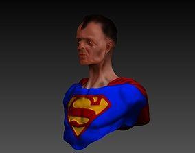uncle superman 3D