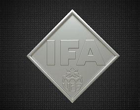 3D ifa logo