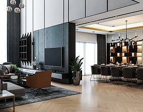 3D Duplex Apartment