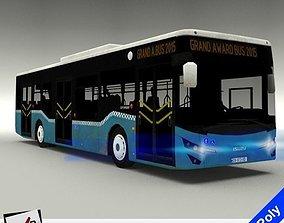 3D model ISUZU Citiport Bus