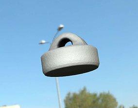 3D model Isolator Part 1 - Object 091