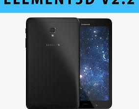 E3D - Samsung Galaxy tab A 8 2017 Black
