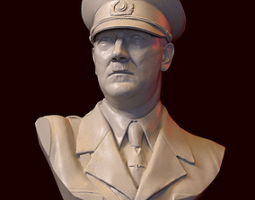 Adolf Hitler 3D print model
