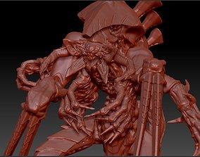 3D printable model Dymatralisk Space Tyrannic Bug