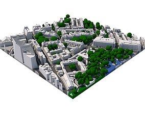 London city tile Level 2 block TQ2879 South East 3D