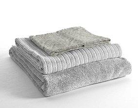 3D model Towel Set 11