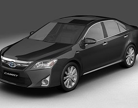 3D 2012 Toyota Camry Hybrid Asian