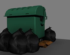 3D print model Garbage